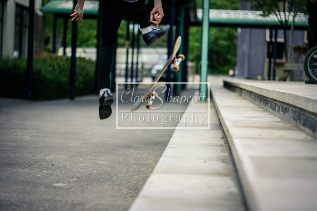 Professional sports Portrait Photo Skateboard